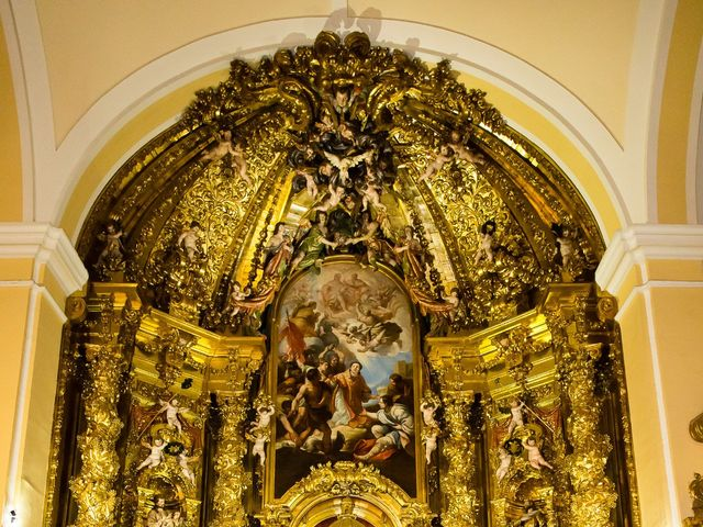 La boda de Emiliano y Aurora en Illescas, Toledo 23