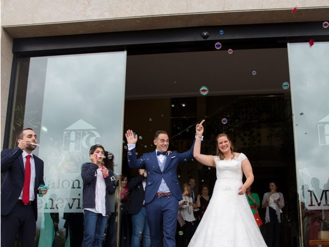 La boda de Diego y Tamara en Noreña, Asturias 16