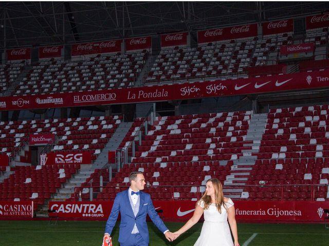 La boda de Diego y Tamara en Noreña, Asturias 28