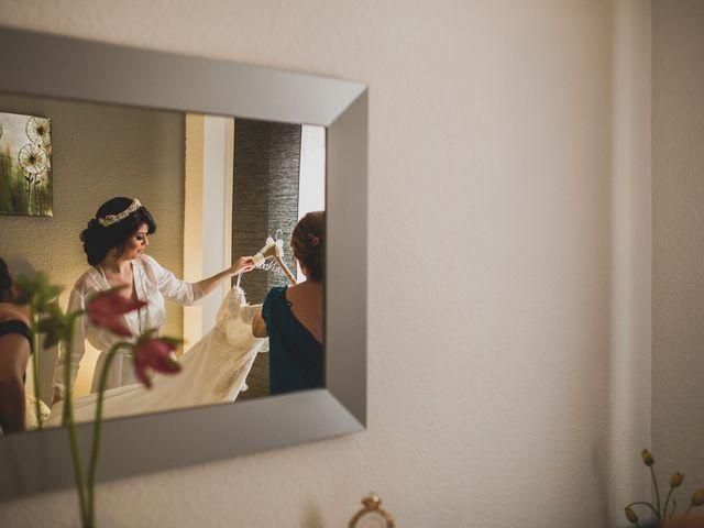 La boda de Ricardo y Tatiana en Elx/elche, Alicante 6