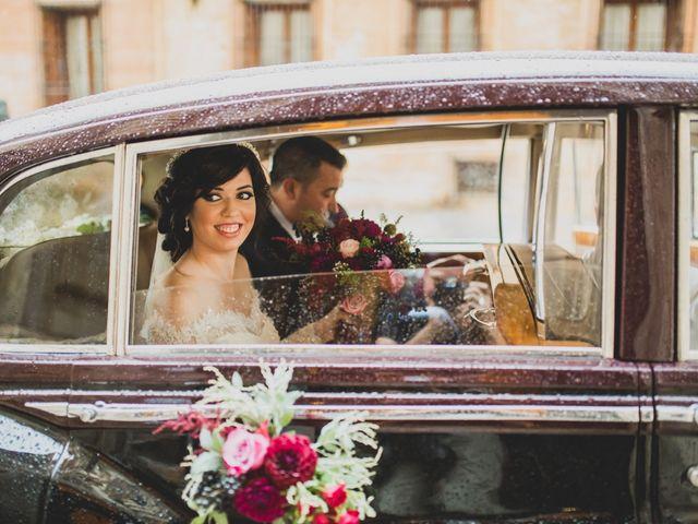 La boda de Ricardo y Tatiana en Elx/elche, Alicante 13
