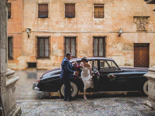 La boda de Ricardo y Tatiana en Elx/elche, Alicante 14