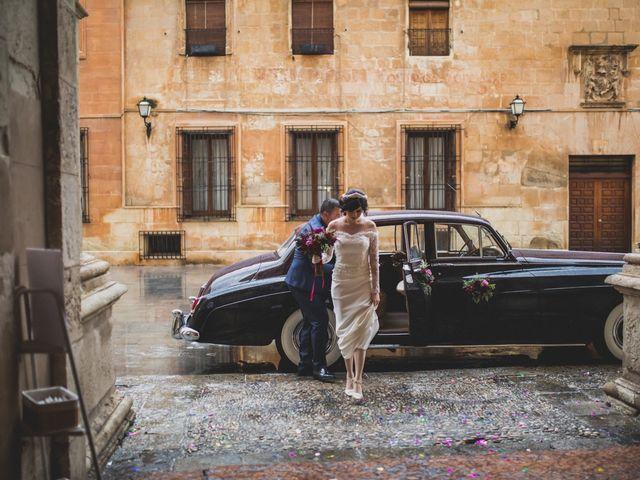 La boda de Ricardo y Tatiana en Elx/elche, Alicante 15