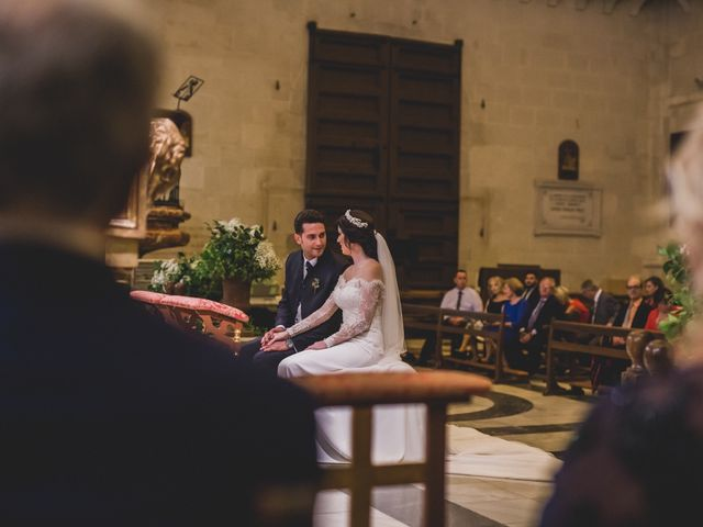 La boda de Ricardo y Tatiana en Elx/elche, Alicante 18