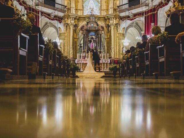 La boda de Ricardo y Tatiana en Elx/elche, Alicante 20