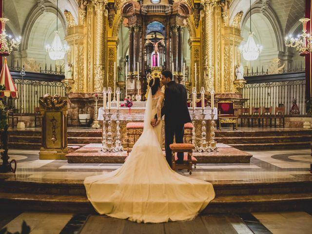 La boda de Ricardo y Tatiana en Elx/elche, Alicante 24