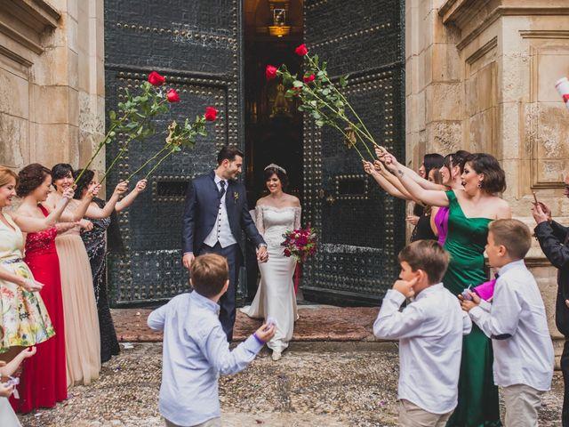 La boda de Ricardo y Tatiana en Elx/elche, Alicante 26