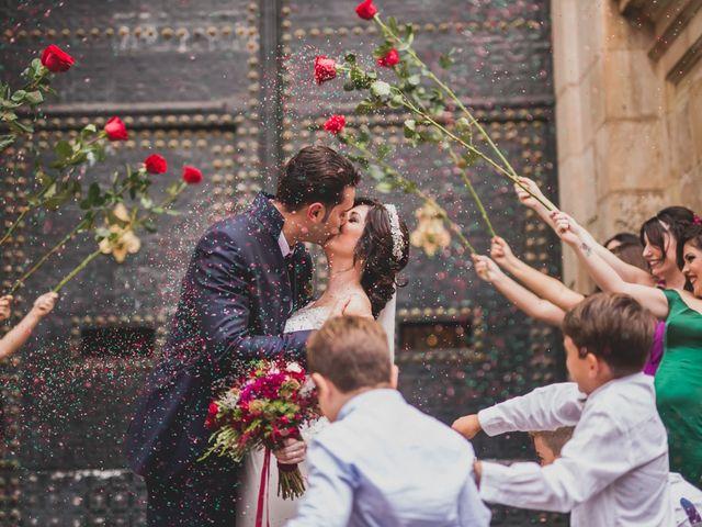 La boda de Ricardo y Tatiana en Elx/elche, Alicante 27