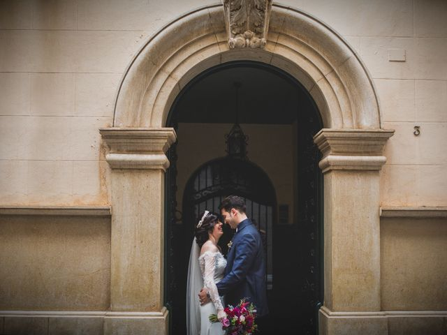 La boda de Ricardo y Tatiana en Elx/elche, Alicante 29