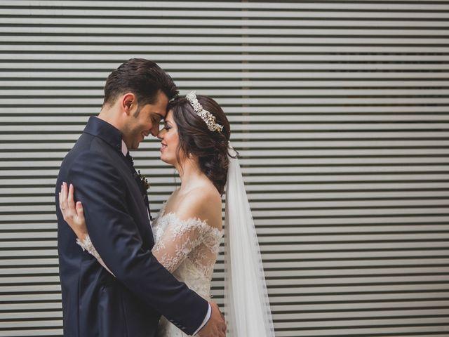 La boda de Ricardo y Tatiana en Elx/elche, Alicante 31