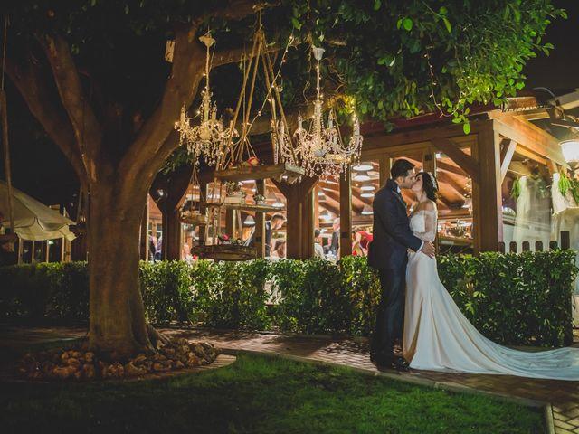 La boda de Ricardo y Tatiana en Elx/elche, Alicante 37