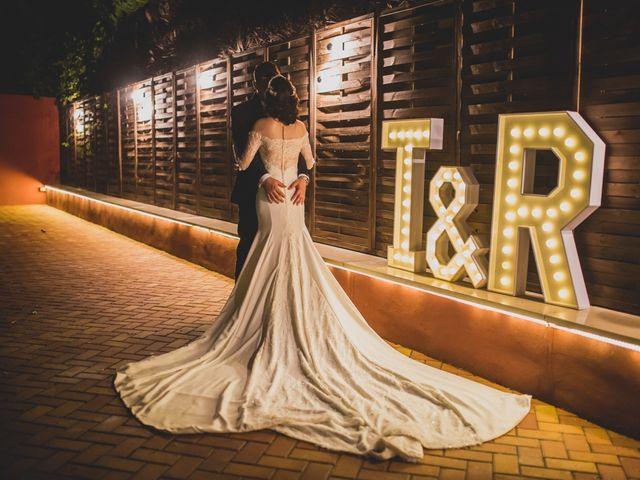 La boda de Ricardo y Tatiana en Elx/elche, Alicante 38