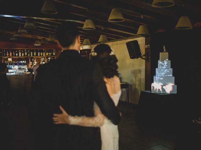 La boda de Ricardo y Tatiana en Elx/elche, Alicante 40
