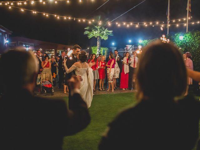 La boda de Ricardo y Tatiana en Elx/elche, Alicante 41