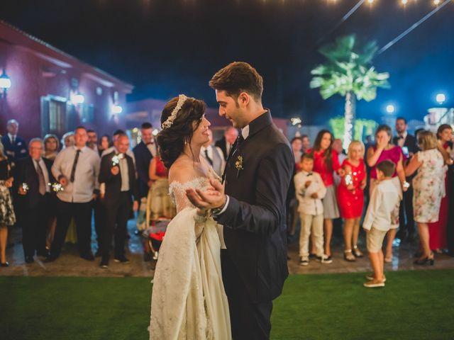 La boda de Ricardo y Tatiana en Elx/elche, Alicante 42