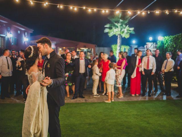 La boda de Ricardo y Tatiana en Elx/elche, Alicante 43