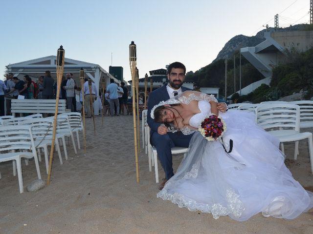 La boda de Desi y Joan
