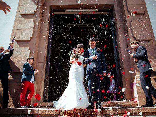 La boda de Débora y Jesús