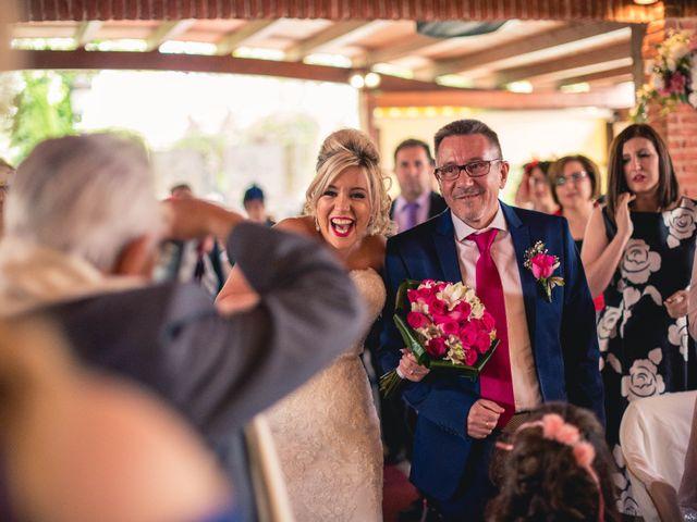 La boda de Carlos y Sandra en Alcalá De Henares, Madrid 8