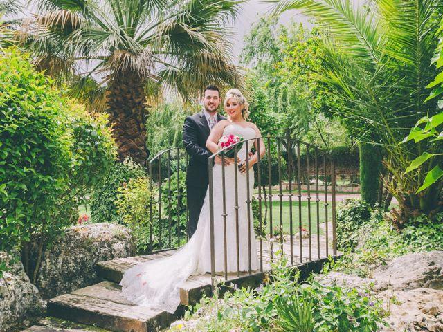 La boda de Carlos y Sandra en Alcalá De Henares, Madrid 15