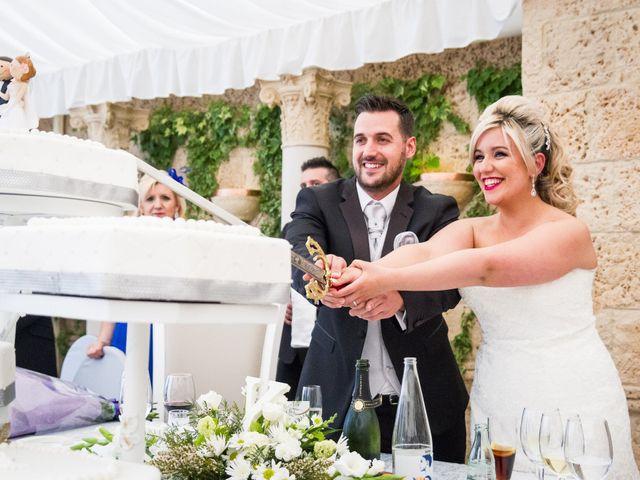 La boda de Carlos y Sandra en Alcalá De Henares, Madrid 35