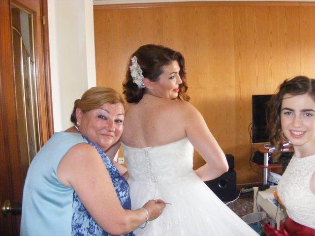 La boda de David y Arancha en Valencia, Valencia 7
