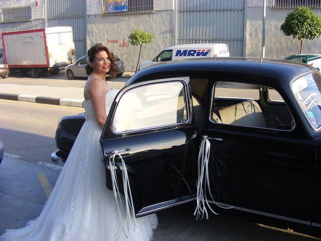 La boda de David y Arancha en Valencia, Valencia 11