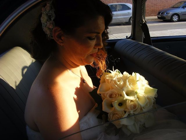 La boda de David y Arancha en Valencia, Valencia 12