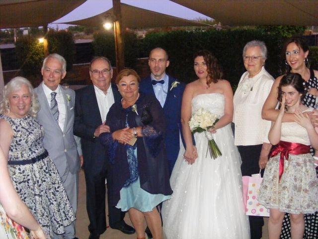 La boda de David y Arancha en Valencia, Valencia 15