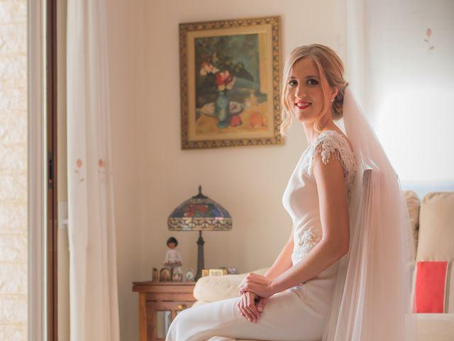 La boda de Antonio y Marta en Ulea, Murcia 7