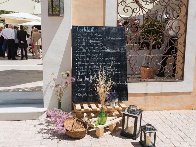 La boda de Antonio y Marta en Ulea, Murcia 12