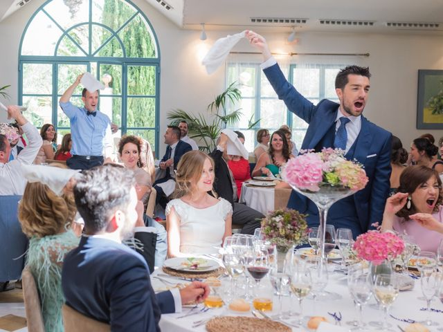 La boda de Antonio y Marta en Ulea, Murcia 17