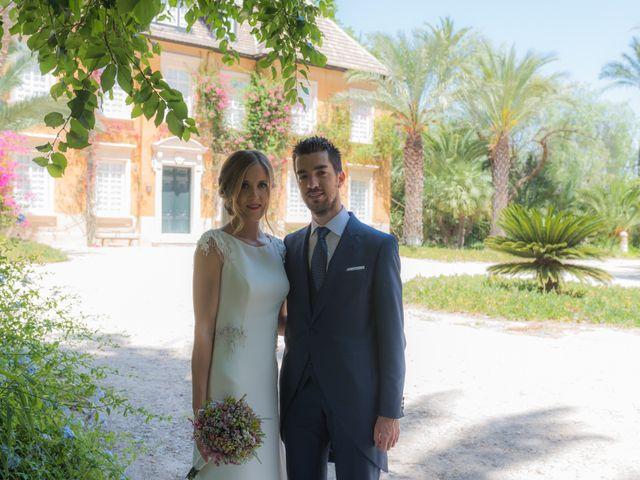 La boda de Antonio y Marta en Ulea, Murcia 14