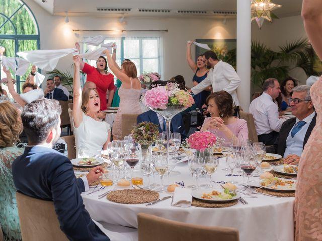 La boda de Antonio y Marta en Ulea, Murcia 18