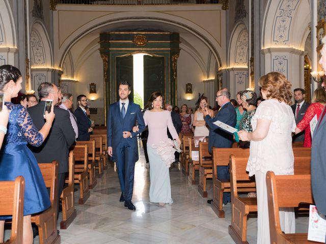La boda de Antonio y Marta en Ulea, Murcia 11