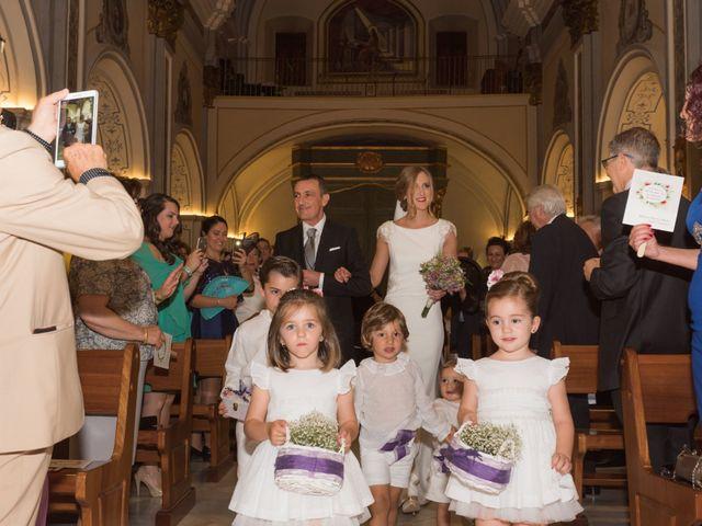 La boda de Antonio y Marta en Ulea, Murcia 22