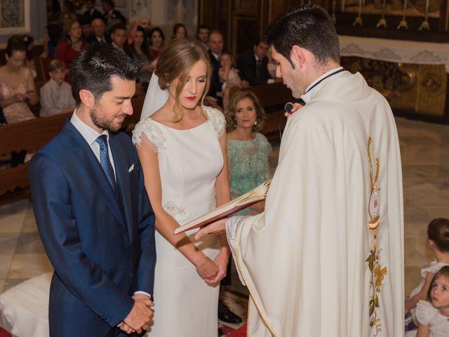 La boda de Antonio y Marta en Ulea, Murcia 23