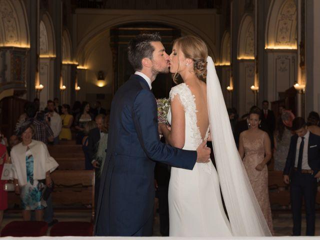 La boda de Antonio y Marta en Ulea, Murcia 24