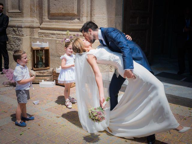 La boda de Antonio y Marta en Ulea, Murcia 26