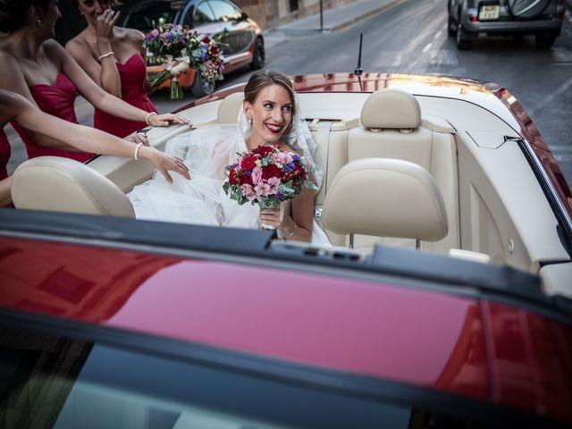 La boda de Daniel y Megan en Linares, Jaén 26