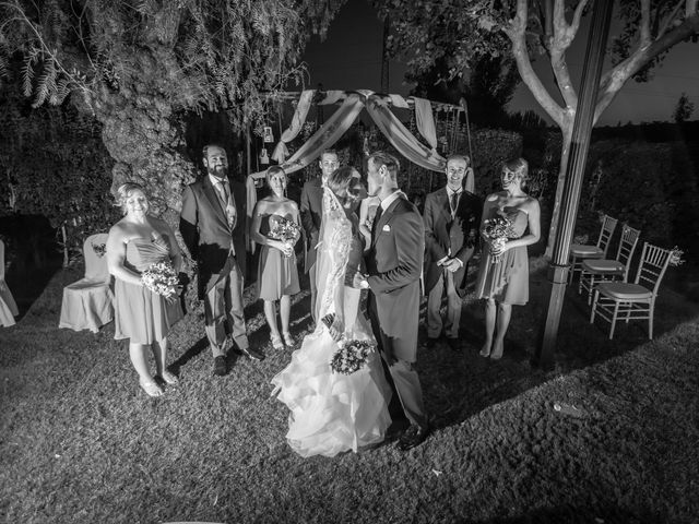 La boda de Daniel y Megan en Linares, Jaén 30