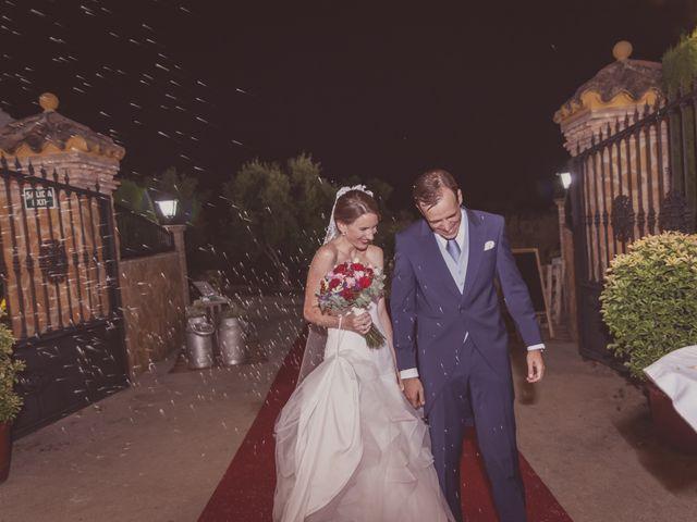La boda de Daniel y Megan en Linares, Jaén 37
