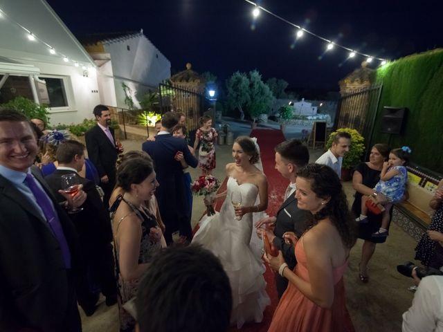 La boda de Daniel y Megan en Linares, Jaén 38
