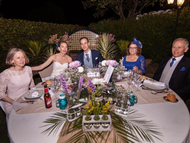 La boda de Daniel y Megan en Linares, Jaén 39