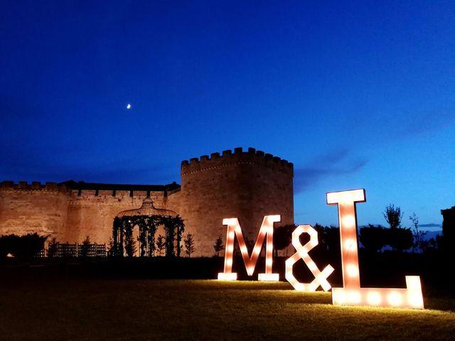 La boda de Luisma y María en Topas, Salamanca 3
