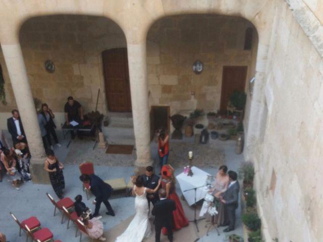 La boda de Luisma y María en Topas, Salamanca 4