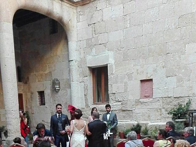 La boda de Luisma y María en Topas, Salamanca 5