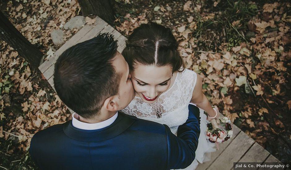 La boda de Jonathan y Lorena en Montseny, Barcelona