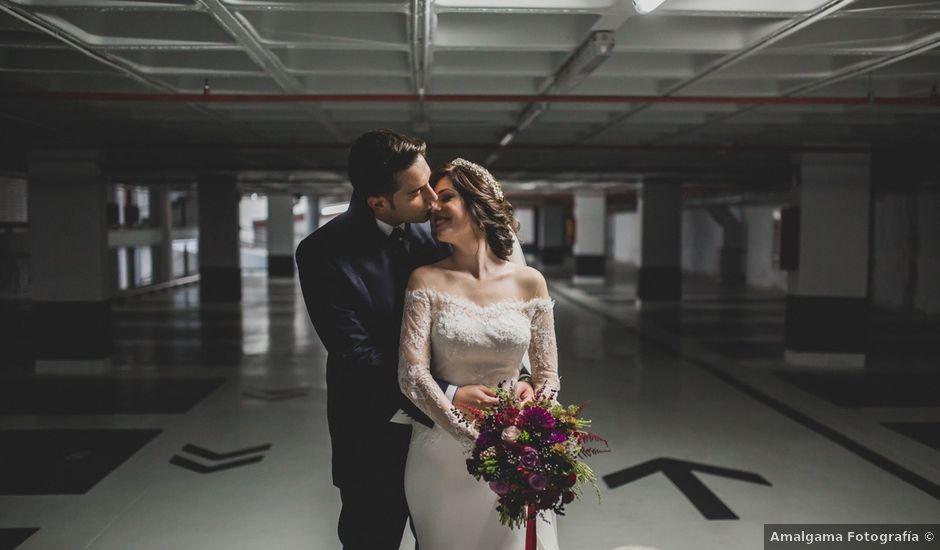 La boda de Ricardo y Tatiana en Elx/elche, Alicante