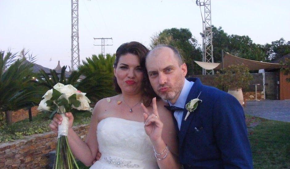 La boda de David y Arancha en Valencia, Valencia